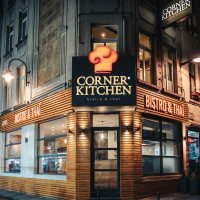 Corner-kitchen